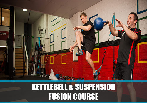 Kettlebell And Suspension FUSION Course